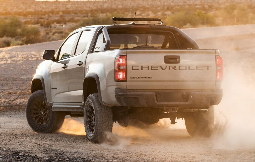 Chevrolet Offers Spring Discounts up to $3,500 for the Colorado Truck