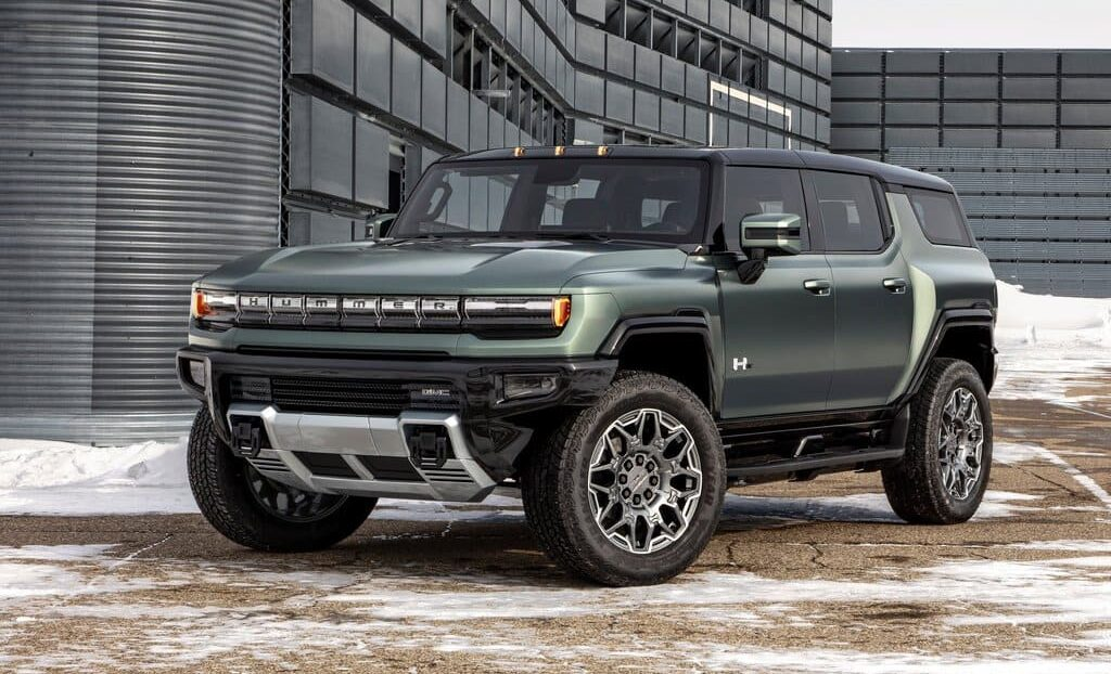 Automaker Explains Why GMC Hummer EV SUV Is Less Powerful Than Its Pickup Sibling