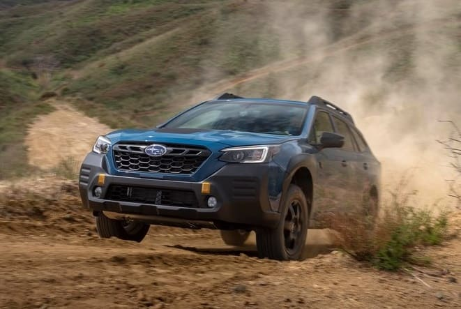 Subaru Outback Wilderness Goes on Sale in the USA