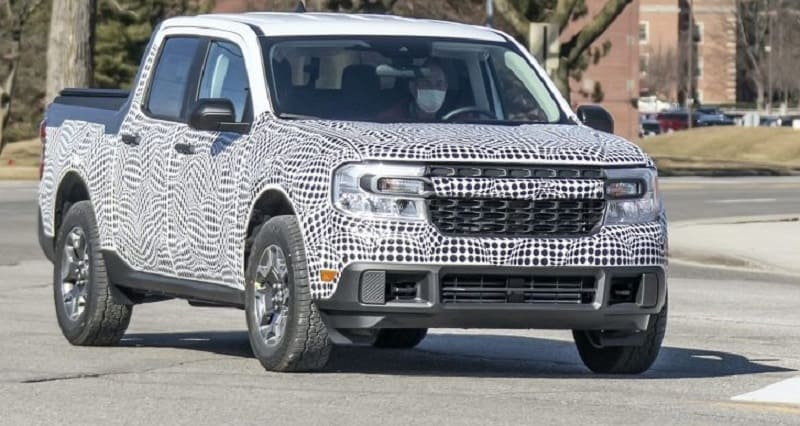 Ford Maverick Goes Into Production in July: What We Know of This New Pickup