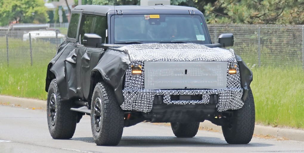 Ford Bronco Will Add a High-Performance Raptor Version: Rumors