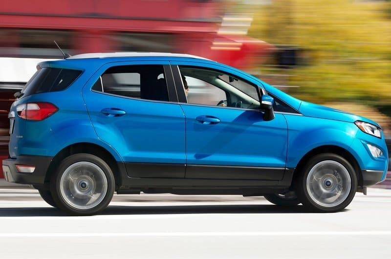 U.S.-spec Ford EcoSport Comes With Discount Up To $6,750 During May