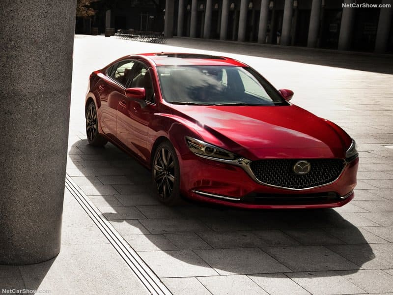 2022 Mazda 6 Will Not Be In the Model Lineup For USA