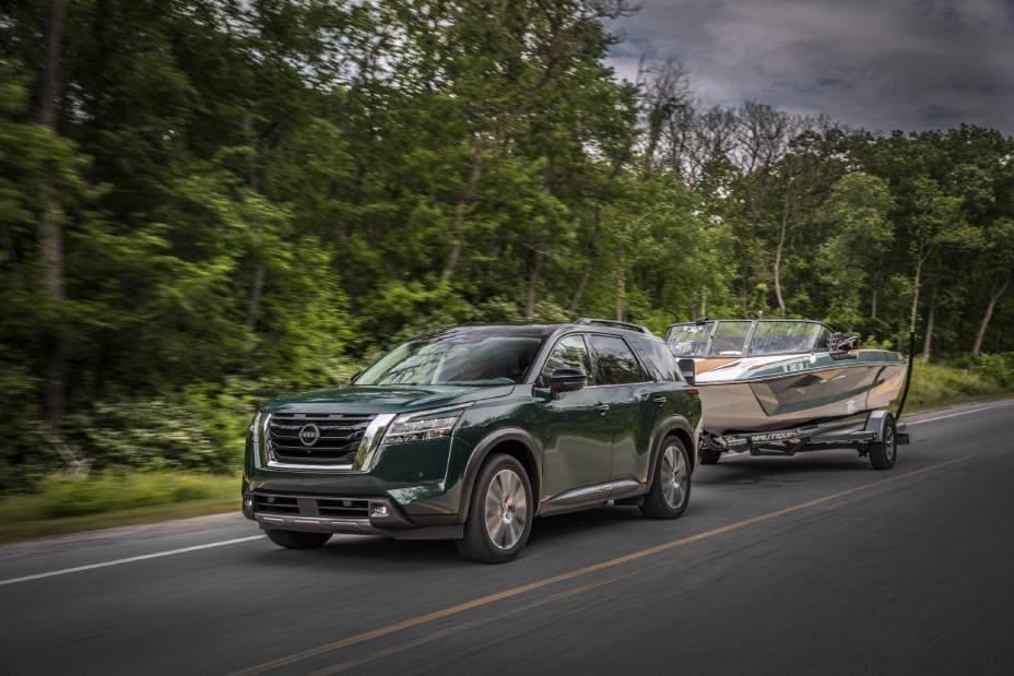 2022 Nissan Pathfinder Starts at $33,410, Arrives at Dealers in June