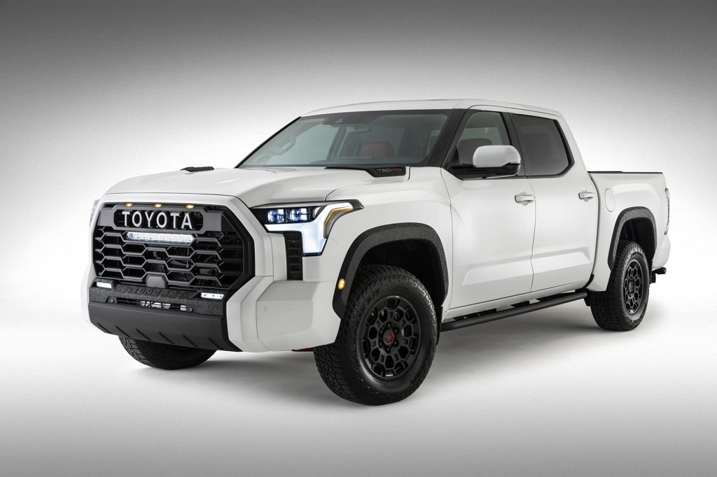 All-New Toyota Tundra TRD Pro First Official Photo Released