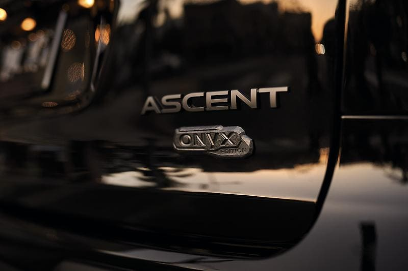 2022 Subaru Ascent Pricing Announced, New Onyx Edition Debuts