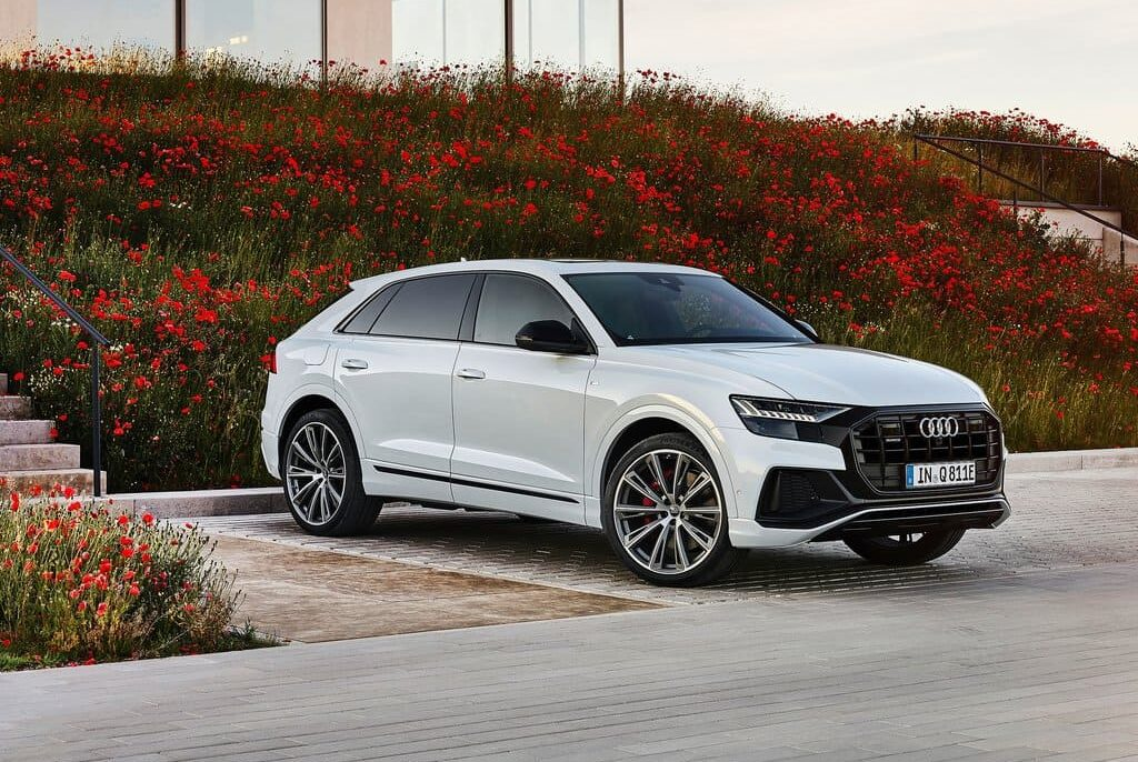 Next Audi Q8 Will Be the Brand's Last Internal Combustion Engine Vehicle
