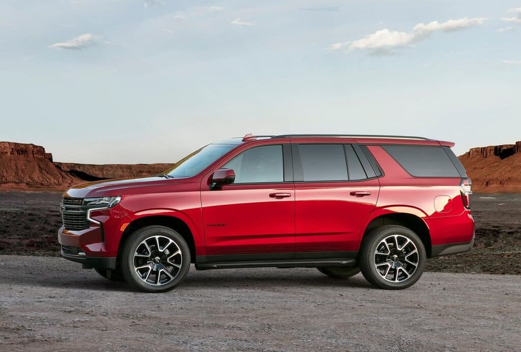 2022 Chevrolet Tahoe and Suburban Go into Production on October 4