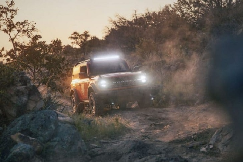 Ford Bronco Off-Roadeo Reservations Open, Details Revealed