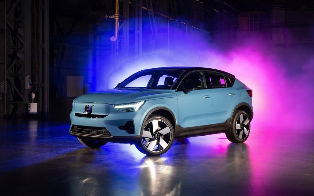Volvo C40 Recharge Will Have a Cheaper Version With 2WD Drive