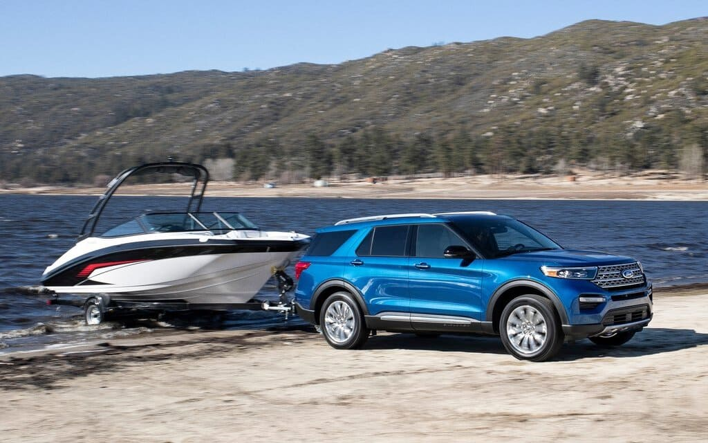 Ford Explorer Is in Jeopardy of a Loss of Steering Control