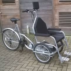 The Bike Chair Cover Hire Kingston Upon Thames Wheelchair Helping Disabled To Enjoy Cycling