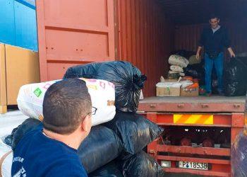 Cargotrackers Σεισμός Αλβανία Ανθρωπιστική Βοήθεια