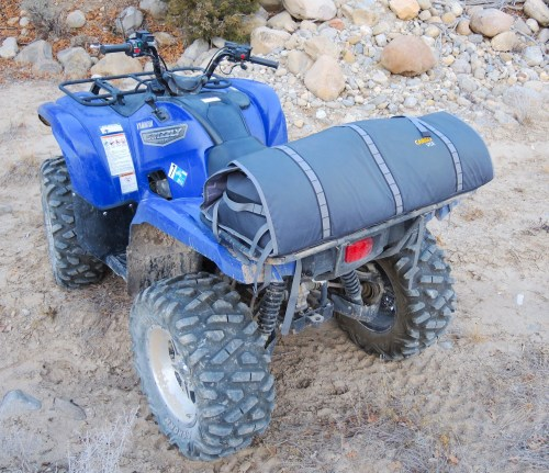 small resolution of cargovise for atv front rack
