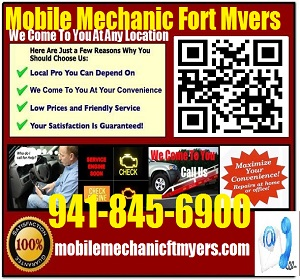 Mobile Auto Mechanic Fort Myers Pre Purchase Car