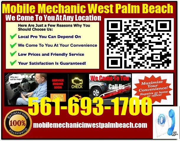 Mobile Auto Mechanic West Palm Beach Pre Purchase Car Inspection
