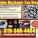 Mobile Mechanic San Diego