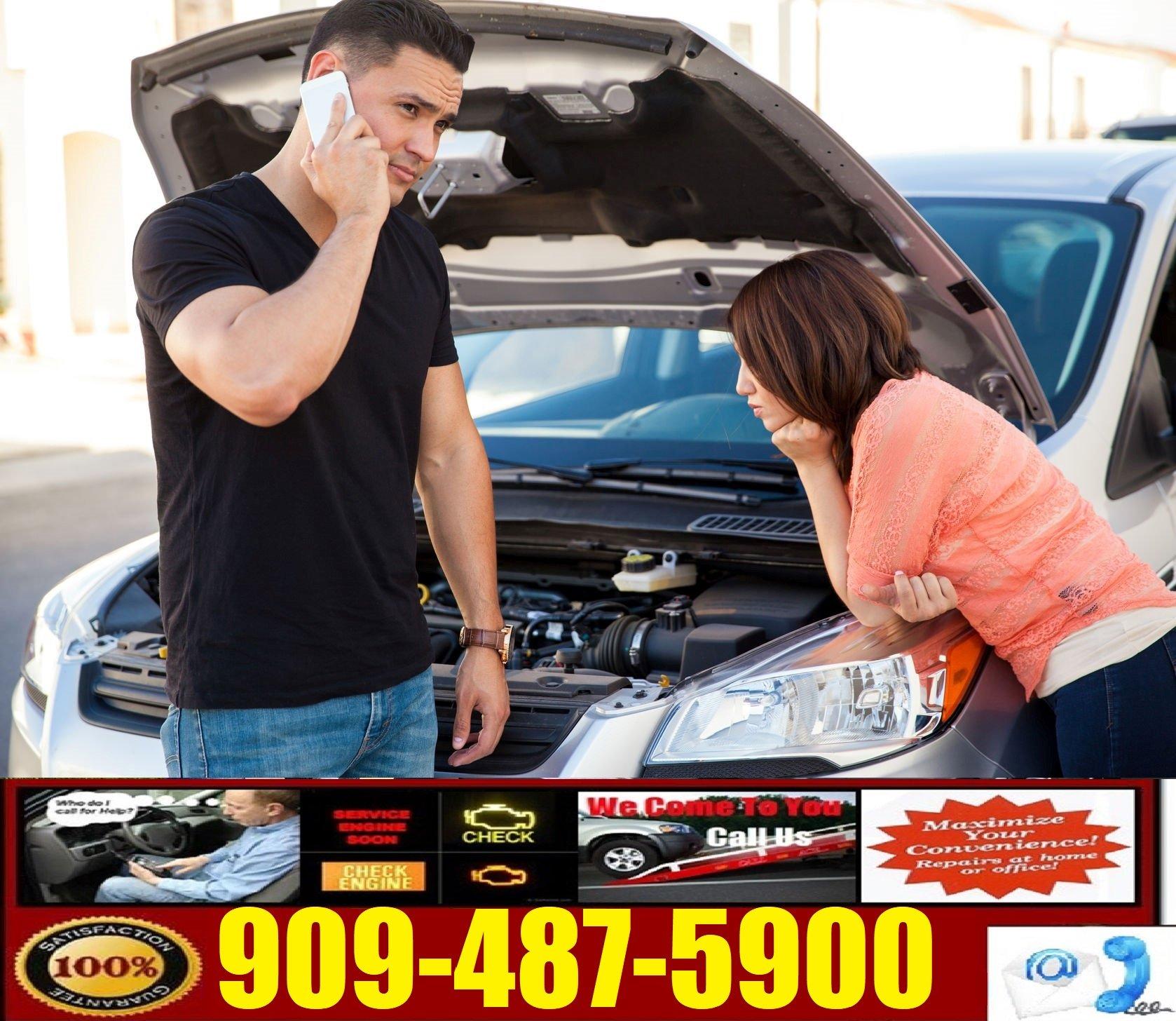 Mobile Mechanic Rancho Cucamonga, CA Auto Car Repair Shop ...