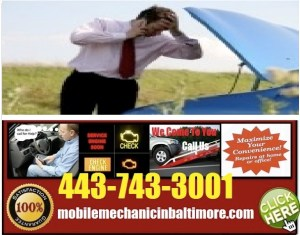 Roadside Assistance Service In Baltimore, Maryland