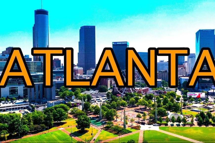 Downtown of Atlanta, Georgia   CarHelpOut Mobile Mechanic