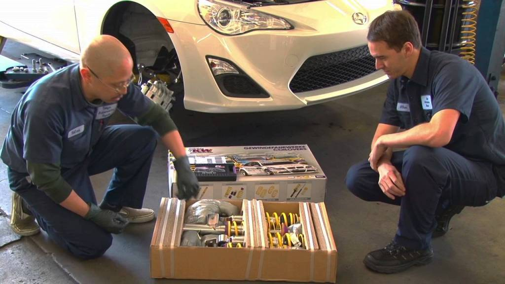How To Change And Replace Scion Fr S Car Parts Video Guide