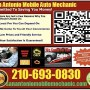 Mobile Mechanic San Antonio Pre Purchase Auto Car Inspection Service