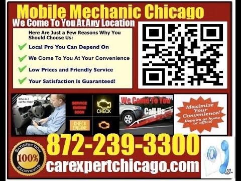 Mobile Mechanic In Chicago Illinois Auto Car Repair Service