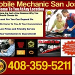 mobile mechanic in san jose, ca