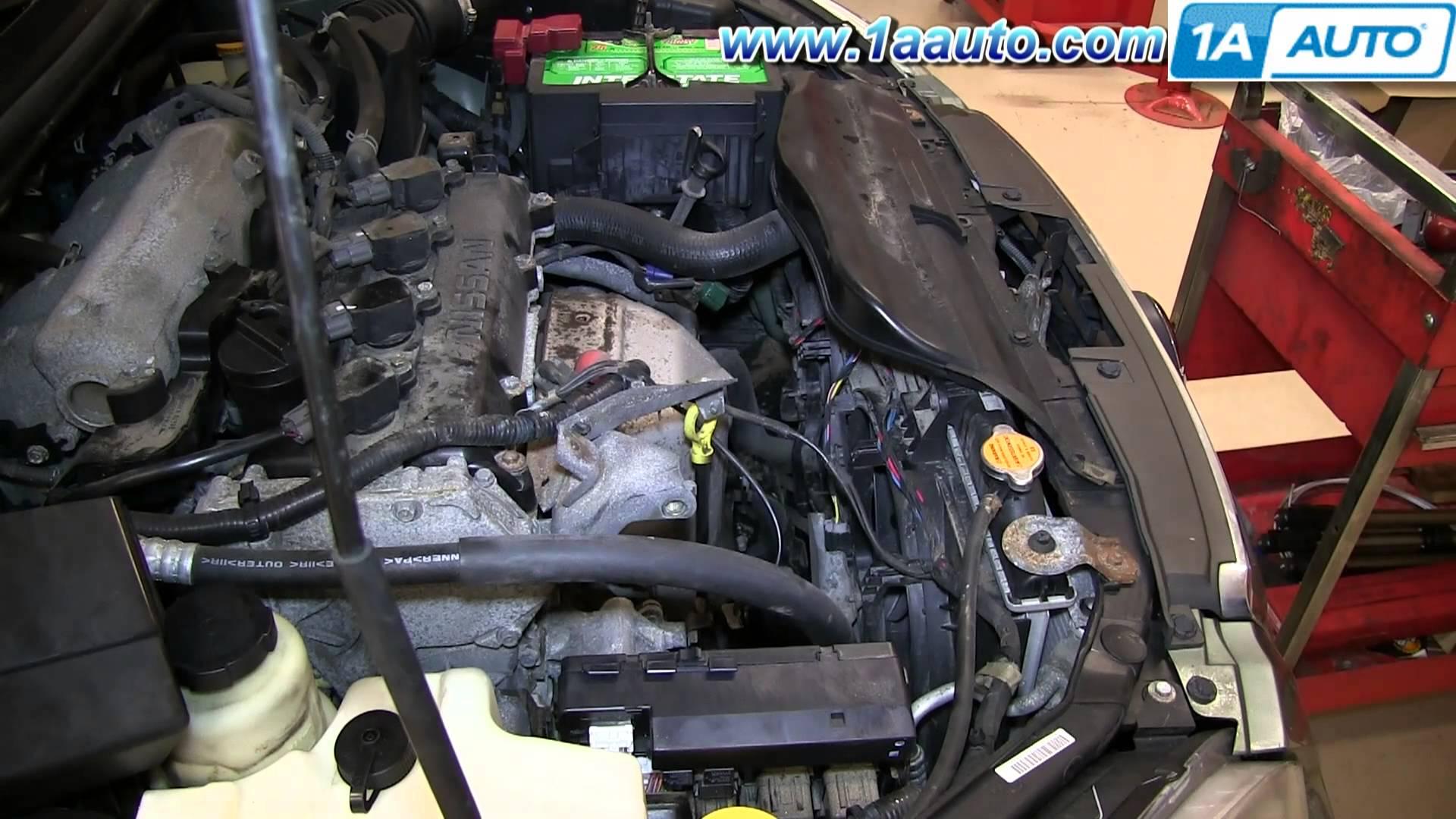 Nissan Altima Battery And Emergency Brake Light On