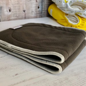 charcoal cloth nappy boosters for heavy wetters
