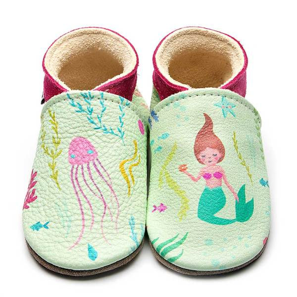 mermaid-green-leather-inchblue-baby-shoe