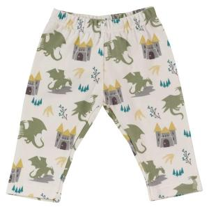 organic dragon leggings
