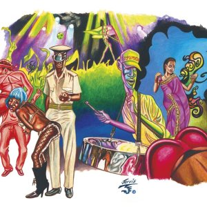 Wining words: a Trinidad Carnival wining dictionary | Classic