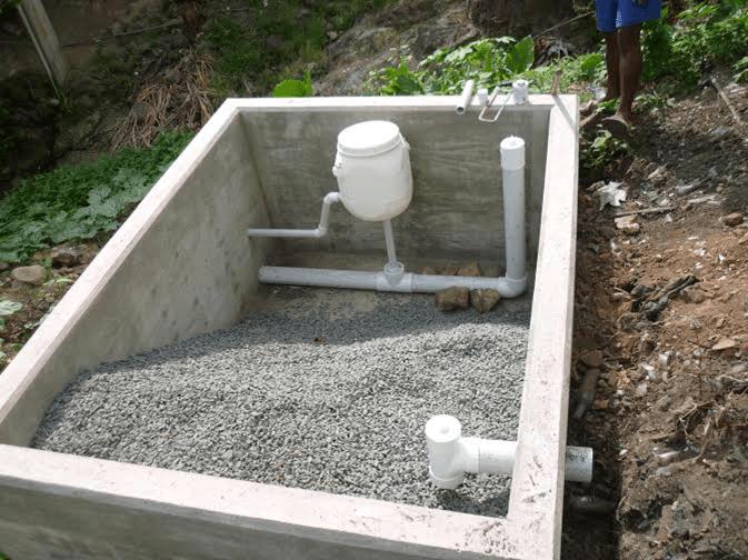 St. Lucia Wetland Filter