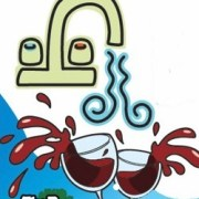 Save Water Drink Wine Caribbean SEA Chattanooga February 11