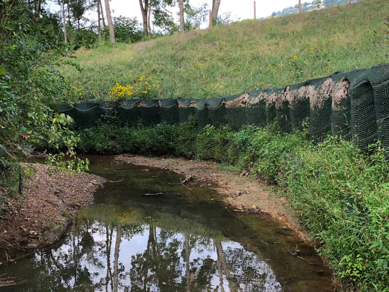 Red Band Stream Renovation Project AFTER