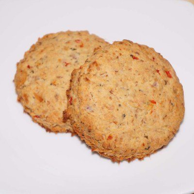 Smoked Herrings Biscuits