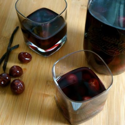 Cherries Liqueur (Liquor)