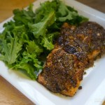 Spiced-Rubbed Salmon