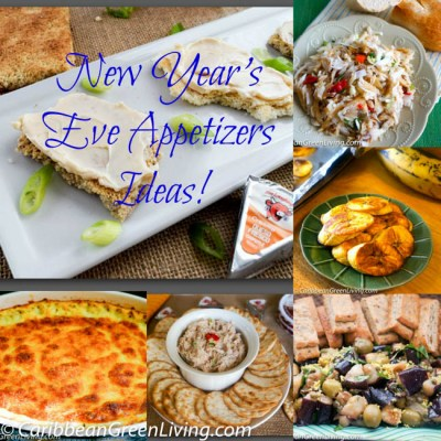 New Year's Eve Appetizers Ideas