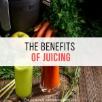 Get all your nutrition through juicing everyday