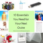 10 Essentials You Need for Your Next Cruise