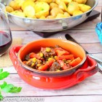 Tender and Savory Beef Ragu or Ragu de Ternera