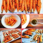 Flavorful and Crunchy Garlic Roasted Carrots