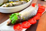 Easy and Flavorful Baked Herbed Sea Bass