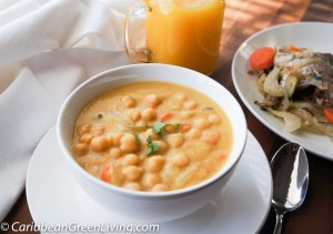 Garbanzo Beans (Chickpeas) Puree