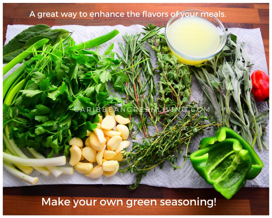Herbs and Spices for homemade seasoning