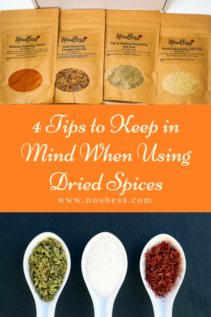 Whole spices list