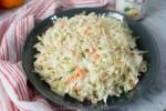 Easy Coleslaw Recipe