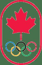 Canadian Olympic Logo